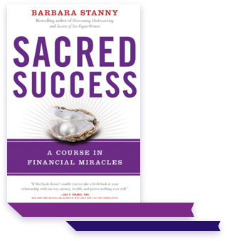 Animated Sacred Success book graphic